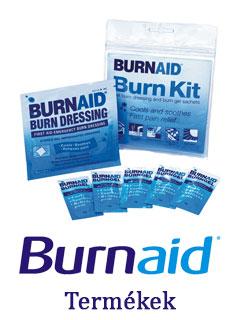 Burnaid termékek