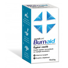 Burnaid égési zselé 3,5g x 10db