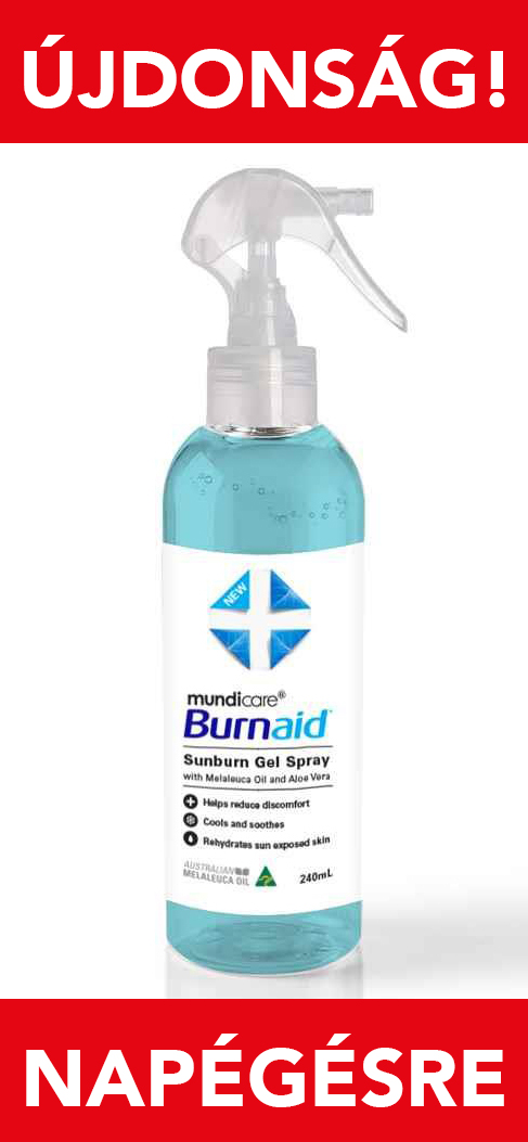 Burnaid napégés spray 240 ml