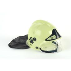 Játék tűzoltó sisak, UV